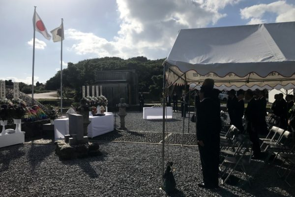 20191116奈良県慰霊祭画像 1