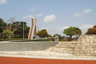 房総之塔の入り口