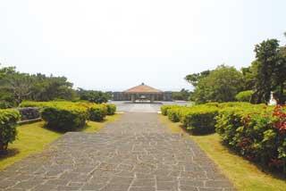 国立沖縄戦没者墓苑 2